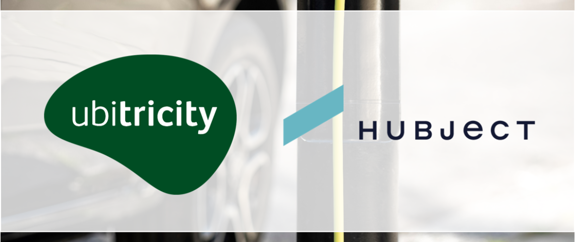 Hubject and ubitricity announce their collaboration