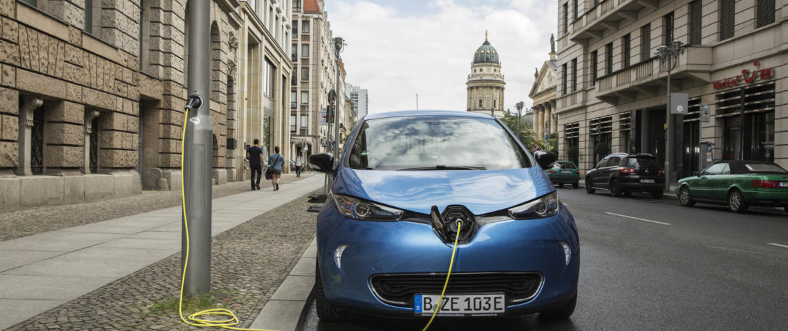 We develop, produce and operate charge points for electric vehicles